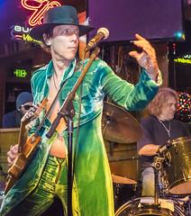 Bluesman Solomon King (MarcCooper_1950) Tags: blues guitar guitarist live music musician fujifilm xt10 portrait solomonking