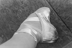 Day 102: Pointe Shoes