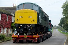 45041 hh NVR Wansford 131016 D Wetherall (MrDeltic15) Tags: class45 45041 allelys heavyhaulage nenevalleyrailway wansford nvr