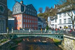 Monschau. Germany (Zinaida Belaniuk) Tags: monschau germany spring