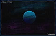 Moonlight - (2° elaborazione) - Maggio-2017 (agostinodascoli) Tags: moon luna art digitalart creative cianciana sicilia agostino dascoli landscape paesaggi cielo notte photoshop photopainting maggio