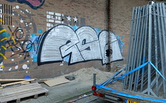 Graffiti (oerendhard1) Tags: graffiti vandalism illegal streetart urban art rotterdam hofbogen