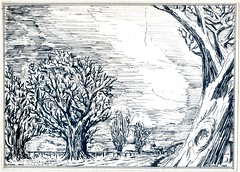 My black and white days (17) (Keith Pharo) Tags: pen ink drawing art hobby pastime keith pharo uk black white