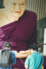 Sacred String (toastal) Tags: thailand buddhist praying sacredstring