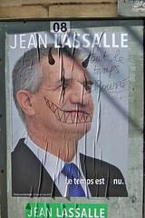 Lasalle (pierre-alain dorange) Tags: élections présidentielles 2017 affiches affiche
