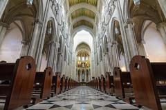 Catedral de la Almudena (sergio estevez) Tags: color catedral granangular iglesia interior luz tokina1116mmf28 madrid sergioestevez