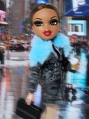 "Modeling Madness Special Edition | Week 8 | ""New York (Times Square)"" 