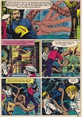 Mickyvision 1966 / 8 // Seite 25 (micky the pixel) Tags: comics comic heft ehapaverlag mickyvision waltdisney julesverne 20000meilenunterdemmeer uboot submarine nautilus krake tintenfisch octopus tentakel tentacle kapitännemo