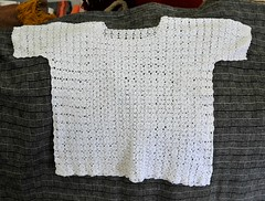 Crochet Blouse Mitla Oaxaca Mexico (Teyacapan) Tags: mexico oaxaca zapotec sweater blouse mitla textiles