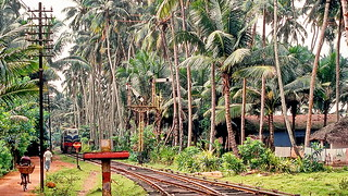 Colombo-Galle Railroad