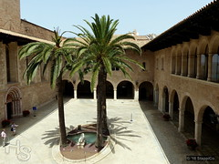 Mallorca '15 - Palma - 04 - Palast 11 (Stappi70) Tags: urlaub spanien schloss palmademallorca palma palaudelalmudaina palast mallorca altegebäude e