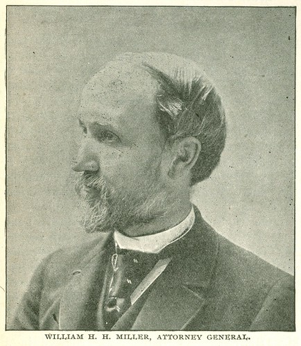 William Henry Harrison Miller (1840-1917)