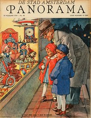 panorama cover 30 nov 1939 (janwillemsen) Tags: panorama toyshop 1939 magazinecover