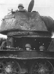 "MG-42 team in a an improvised ""bunker"" the hull of a russianT-34 (Krueger Waffen) Tags: history war tank military thirdreich wwii mg armor ww2 armour armored machinegun tanks panzer secondworldwar afv worldwartwo armoredvehicle warfare armoured armoredcar wehrmacht t34 mg42 pzkpfw secondworldwartanks worldwartwotanks tanksofthesecondworldwar"