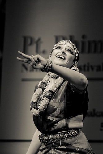 Bharatanatyam Performance by Shobana