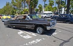 Viejitos CC Picnic (KID DEUCE) Tags: california classic chevrolet car club san picnic antique diego cc chevy impala bomb lowrider carshow customcar viejitos 2013