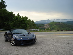 Deal's Gap (Former Instants Photo) Tags: lotus elise tailofthedragon