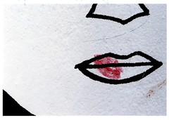 img-re-055 (Roger Nujk) Tags: streetart paris analog print kiss paste lipstick miranda 75018 arturbain