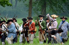 Revolution_171 (Sharp Perspective Photography) Tags: history colonial british reenactment colony musket firelock