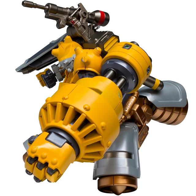 千值鍊 RIOBOT系列機甲格鬥 第二彈『 ブロディア・ライアット』