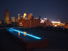 The Tofte ~ Stainless Steel Freestanding Water Feature - Reflecting Pool / Pond : Rooftop Installation (Switzer's Nursery & Landscaping) Tags: water minnesota landscape design waterfall pond landscaping glenn waterfeature ipe northfield switzers ledlights switzer landscapedesign designbuild hardscape hardscaping landscapedesigner ipewood glennswitzer naturalpond mnla landscapepond apld rooftopinstallation switzersnursery landscapedesigns theartoflandscapedesign switzersnurserylandscaping artoflandscapedesign minnesotanurserylandscapeassociation assoicationofprofessionallandscapedesigners thetofte~stainlesssteelfreestandingwaterfeature