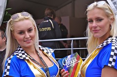 Praga Journal Girls (Dave Hamster) Tags: girls pits journal praga racing blonde endurance lemans motorracing motorsport 24hours autosport pitwalk wec 24heuresdumans enduranceracing 2013 lemans24hours worldendurancechampionship pragajournalgirls pragajournal