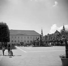 Klagenfurt (Ilya.Bur) Tags: camera bw 120 6x6 austria fuji iii 400 medium format neopan agfa folding acros f35 isolette 75mm klagenfurt caffenol solinar caffenolcl