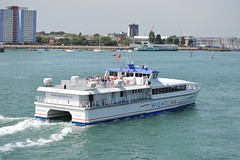 Wight Ryder II (PD3.) Tags: uk 2 england ferry boats boat ship harbour ships 11 hampshire ii catamaran wightlink solent portsmouth ryder isle ferries wight catamarans iow ryde hants