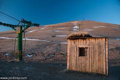 Estaci d'esqu de Llessui (Jordi's) Tags: landscape paisaje pyrenees pirineos pirineus lleida esqu abandonado pallars sobir abandonat estacidellessui