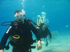 zaki (1) (acmt2001) Tags: sea fish sport coral aqua underwater  redsea scuba diving reef eilat aquasport