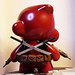 Custom Munny - Deadpool
