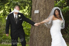 nate&marissa (1 of 2) (Stephanie Walls Photography) Tags: wedding bride ido firstkiss