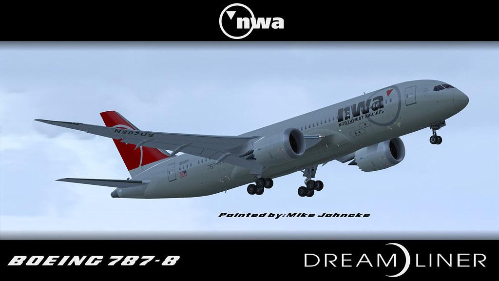 Tds 787 repaints