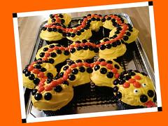 Snake cake by Katie, Jackson MS, www.birthdaycakes4free.com