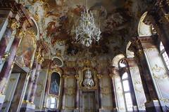 Bruchsal interior