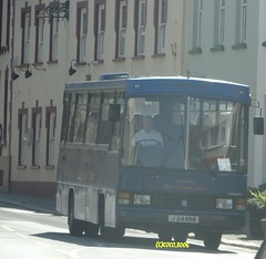 Tantivy 14(A) (Coco the Jerzee Busman) Tags: uk bus islands coach pointer camo renault cannon jersey swift dennis minerva dart channel leyland stringer lcb plaxton waham tantivy elme