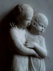 St Michael and All Angels, Ledbury (jacquemart) Tags: england sculpture english monument herefordshire marble neoclasical westmacott stmichaelandallangelsledbury robertmyddletonbiddulphwestmancott