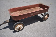 "Vintage Pedal Car & Wagon Restoration • <a style=""font-size:0.8em;"" href=""http://www.flickr.com/photos/85572005@N00/9631188276/"" target=""_blank"">View on Flickr</a>"