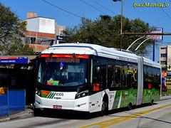 Metra 8166 - Caio Millennium BRT - Mercedes Benz O-500UA (busManíaCo) Tags: mercedesbenz metra o500ua nikond3100