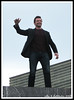 Hugh Jackman (Estibaliz Llano Vicente) Tags: españa film festival price de spain san sebastian hugh country cine september septiembre international jackman basque euskadi wolverine donostia 61 premio kursaal prisoners prisioneros lobezno zinemaldia 2013 zinemaldi