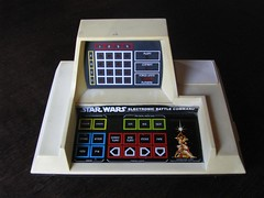 Kenner Star Wars Electronic Battle Command Game (1979) (retrocomputers) Tags: game starwars videogame kenner console retrogame retrogaming