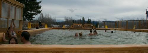 Yukon hotsprings