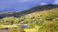 Wales Views (Mrs Airwolfhound) Tags: holiday mountains green wales oct views sights
