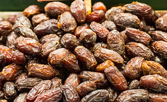 Medjool dates (hattanas) Tags: macro fruit sugar snack dried dates datepalm driedfruit medjool healthyeating exoticfood