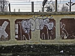 Graffiti in Bucharest: COME ? (cod_gabriel) Tags: graffiti tag visualarts romania come bucharest visualart bucuresti bukarest roumanie boekarest bucarest romnia bucureti bucareste arteplastice writertag
