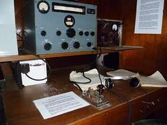 Communications centre (^Diana^) Tags: old snow ice museum antarctica communication british morsecode scientificresearch portlockroy wienckeisland antarcticheritagetrust
