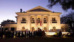 12-16-2013 Christmas Open House at Governor's Mansion