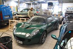 DSC_9176 (kek szakallu) Tags: france cars lotus racing savoie isère