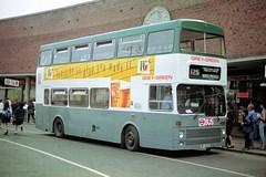 455 - EWF 455V (Solenteer) Tags: metrobus southgate 455 mcw greygreen sypte southyorkshirepte cowiestamfordhill ewf455v