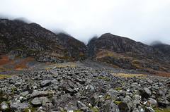 Scree 2 (mjbryant007) Tags: winter snow mountains scotland highlands day cloudy glencoe atmospheric